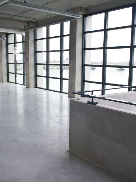 Podlaha leštěný beton